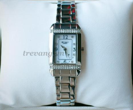 Đồng hồ nữ Casio Sheen SHN-4016D-7A kính khoáng trắng