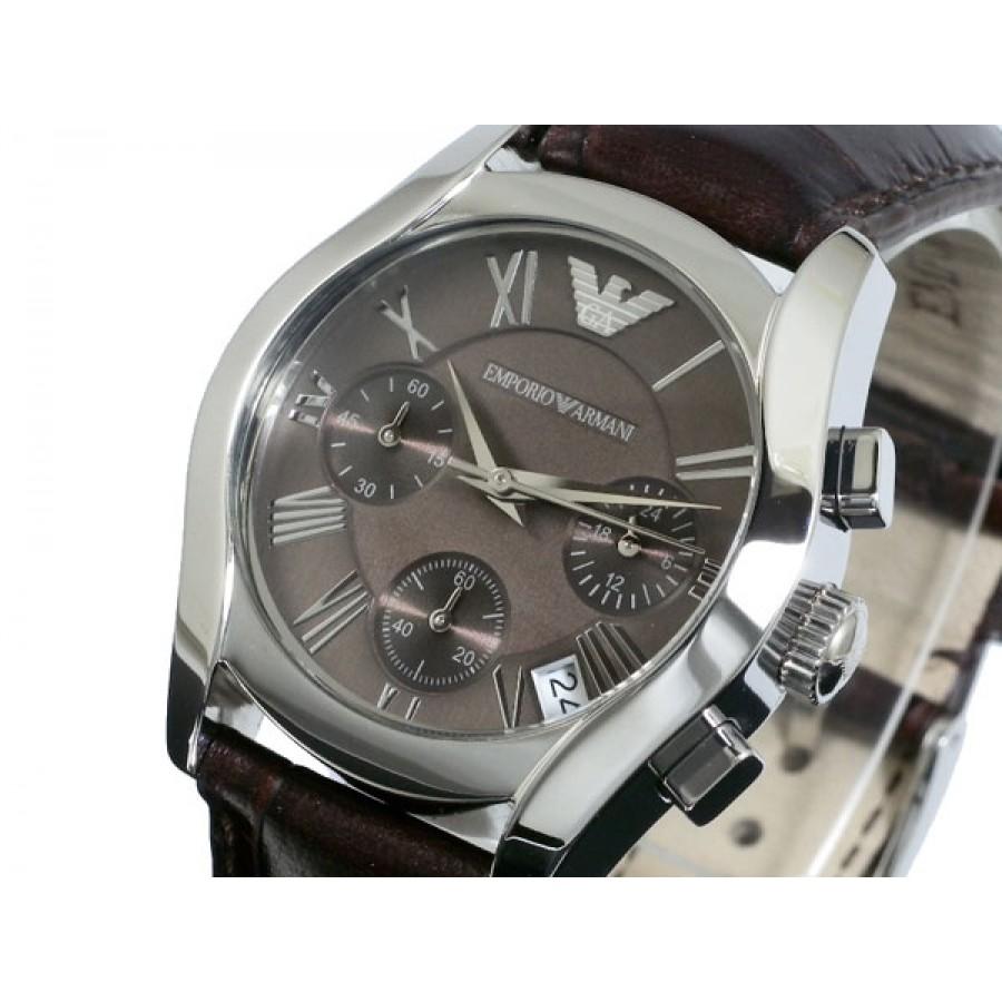 Đồng hồ đeo tay nữ Armani AR0672 Emporio mặt kính khoáng chống xước