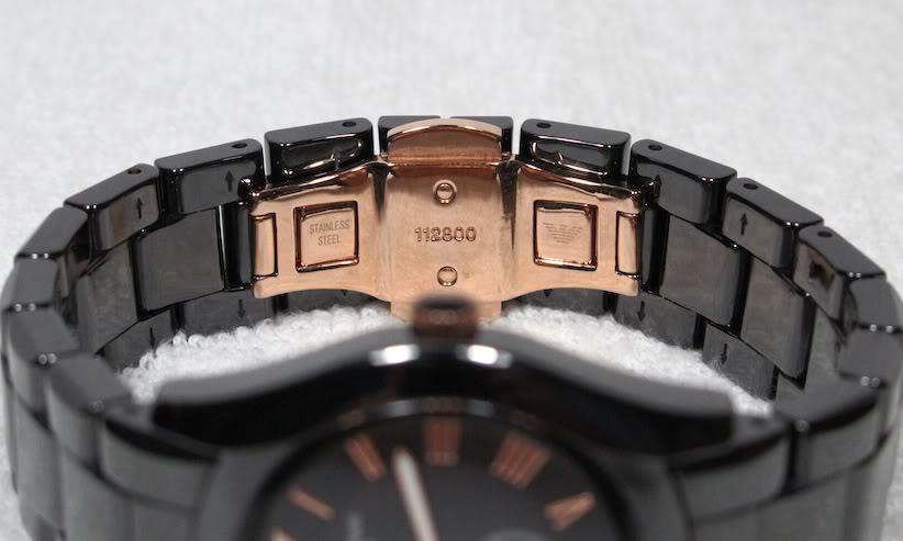 Đồng hồ nữ Emporio Armani AR1402 chốt hợp kim