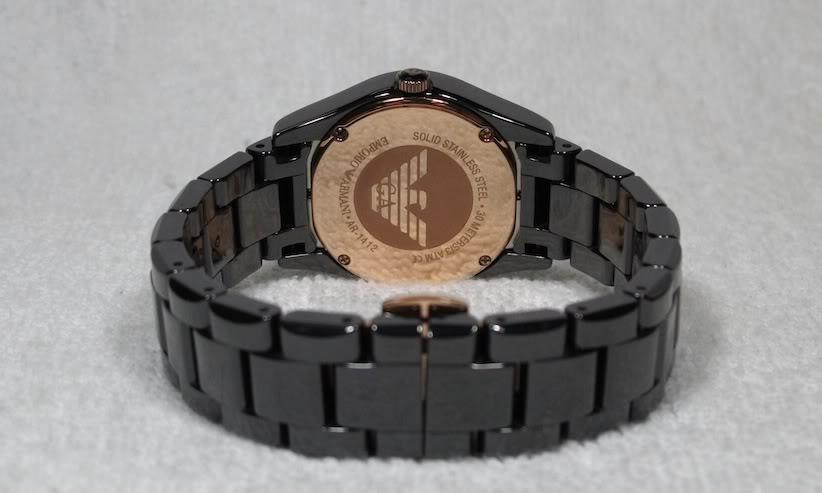 Đồng hồ nữ Emporio Armani AR1402 chất liệu bền