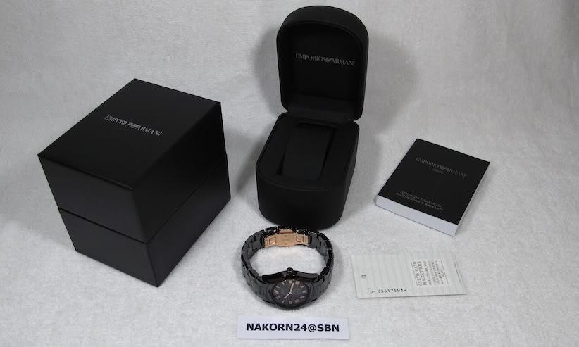Đồng hồ nữ Emporio Armani AR1402 bảo hành 2 tháng nguyên fullbox
