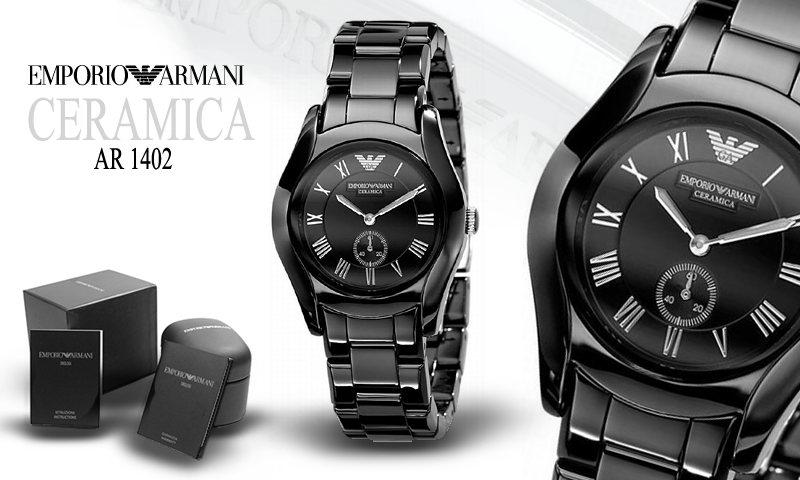Đồng hồ nữ Emporio Armani AR1402 chính hãng Italia