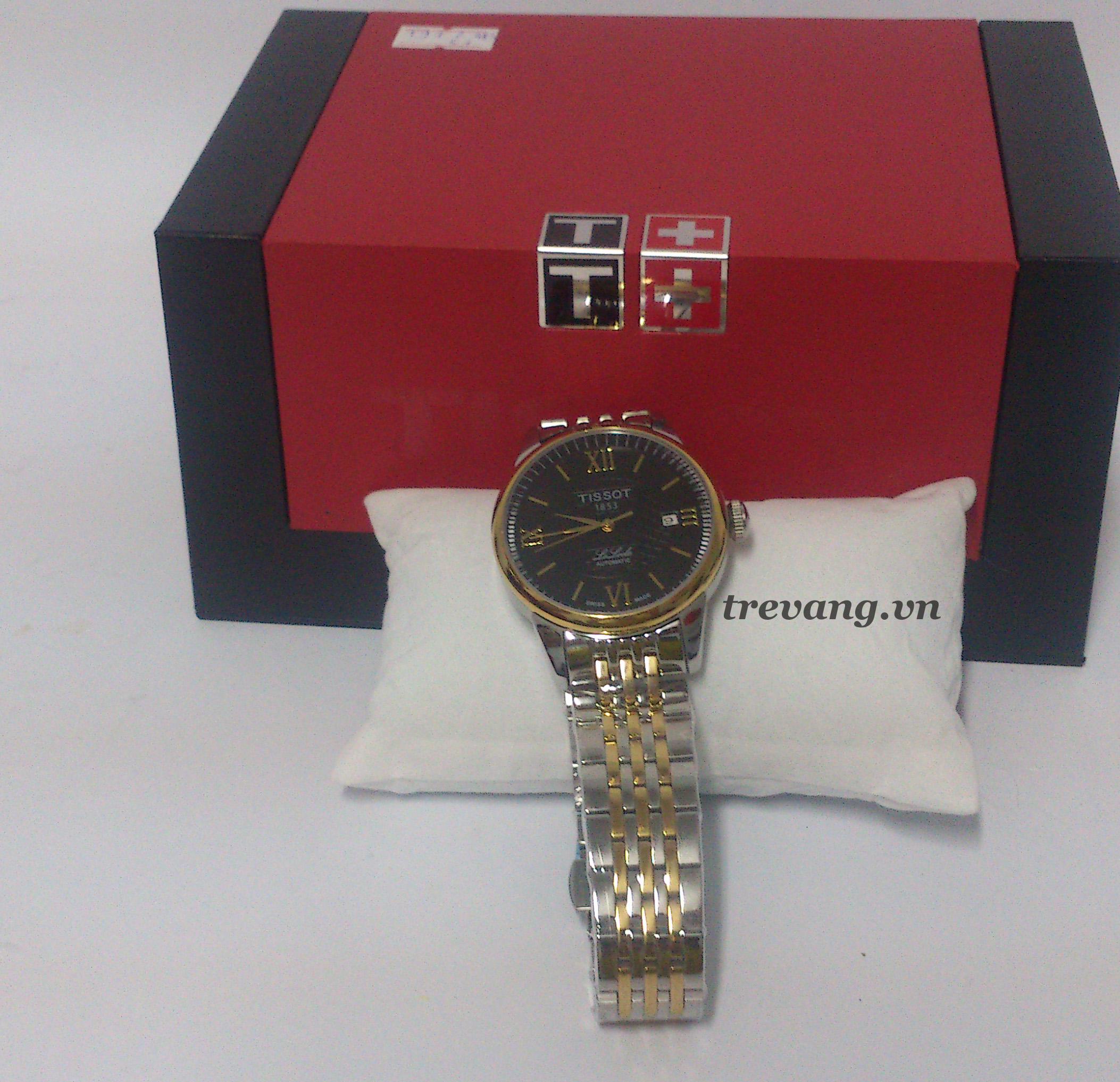 Đồng hồ Tissot 1853 12BL04472 setbox