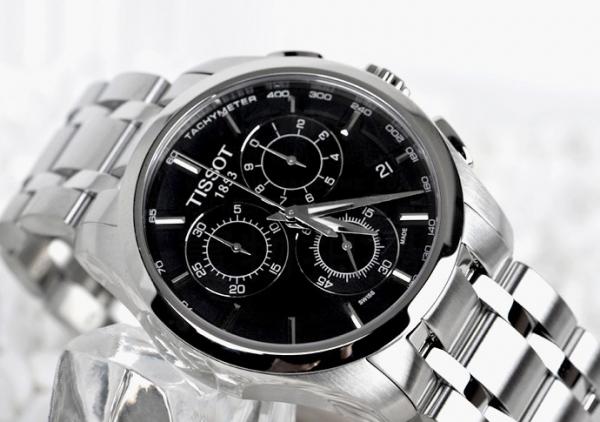 Đồng hồ Tissot 1853 T035.617.11.051.00 3 vòng số phụ