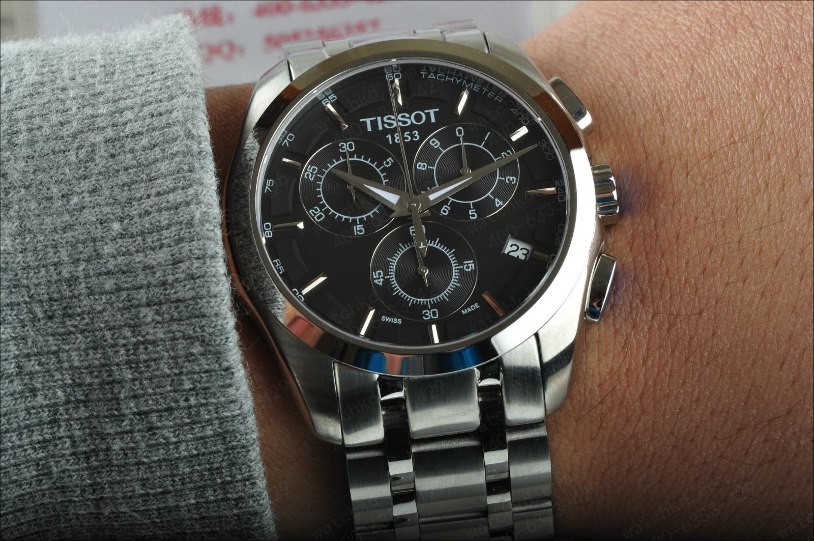 Đồng hồ Tissot 1853 T035.617.11.051.00 tinh tế thanh lịch
