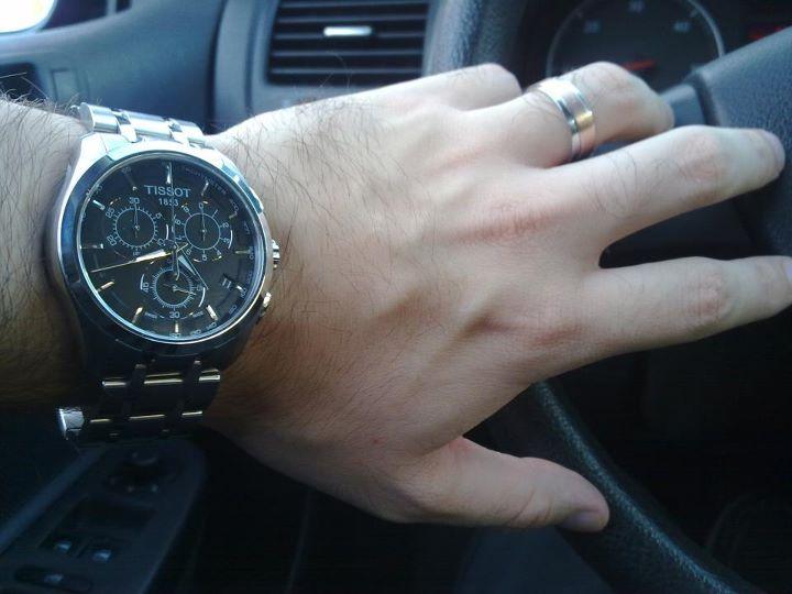 Đồng hồ Tissot 1853 T035.617.11.051.00 sành điệu đẳng cấp