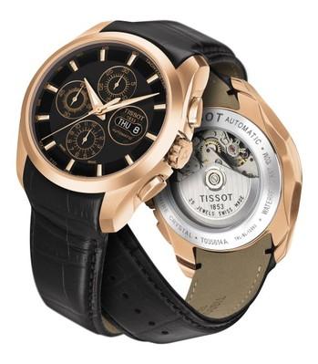 Đồng hồ Tissot 1853 automatic T035.614.36.051.00 đẹp đa chiều mọi góc nhìn
