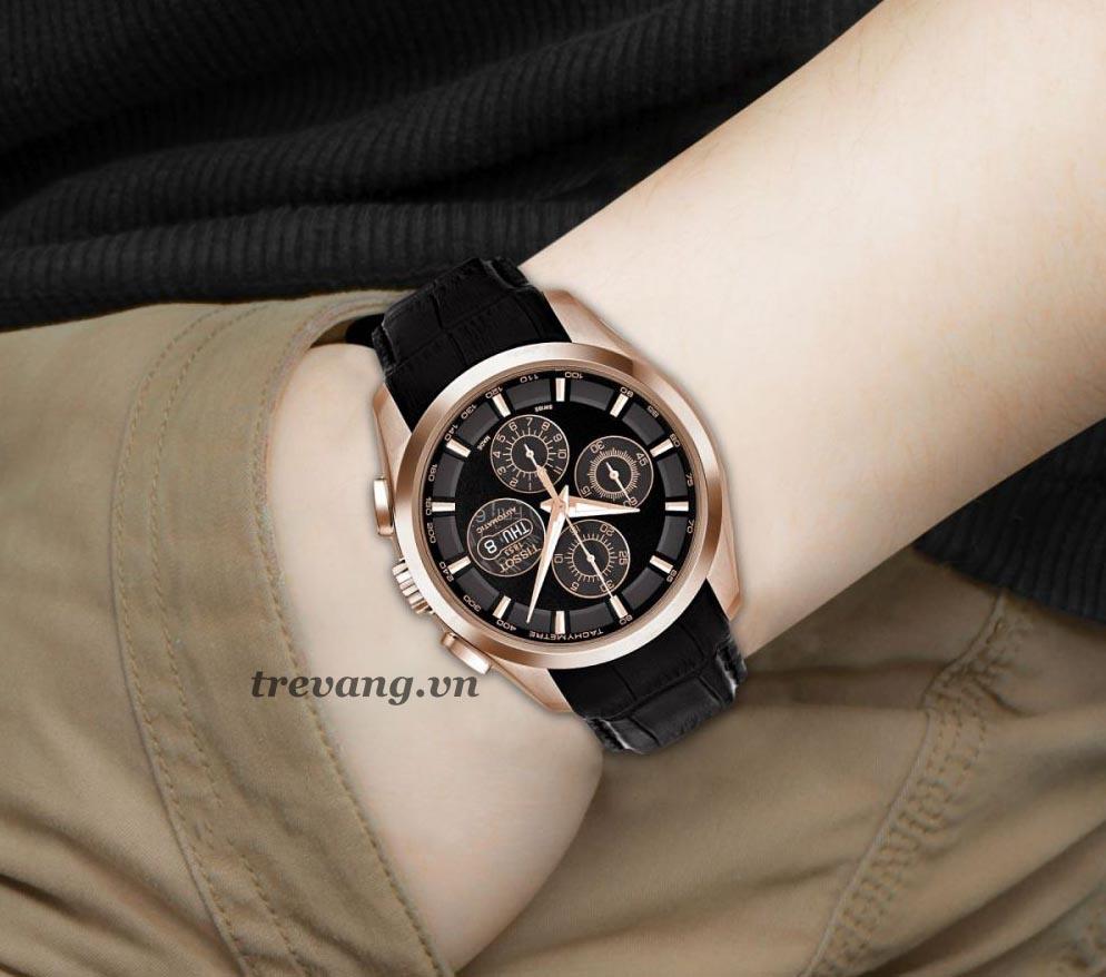 Đồng hồ Tissot 1853 automatic T035.614.36.051.00 sành điệu