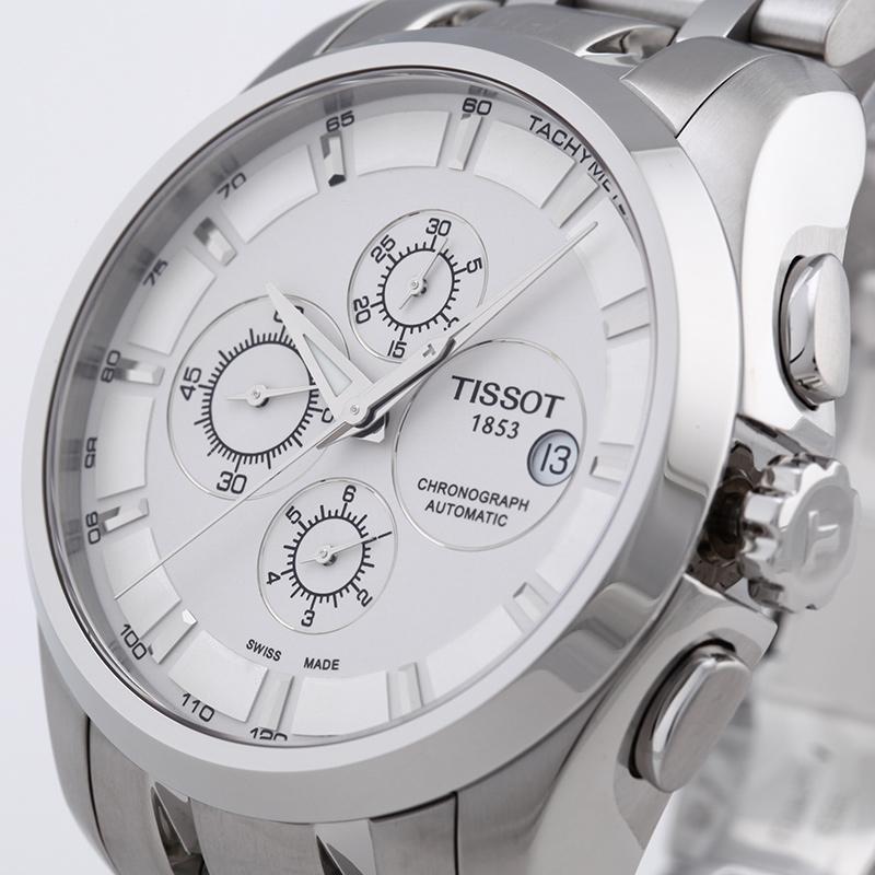 Đồng hồ Tissot 1853 T035.627.11.031.00 3 núm điều chỉnh
