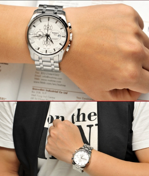 Đồng hồ Tissot 1853 T035.627.11.031.00 sang trọng