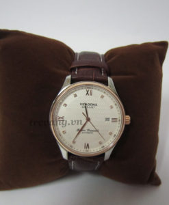 Đồng hồ Veadons Automatic VD3032LSG-7A dây da cao cấp
