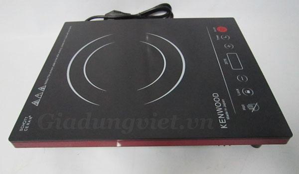 Bếp hồng ngoại Kenwood 20T6 hiện đại công nghệ Nhật Bản