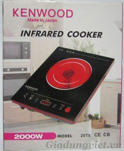 Bếp hồng ngoại Kenwood 20T6Bếp hồng ngoại Kenwood 20T6