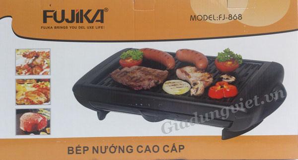 Bếp nướng điện Fujika FJ-868 vỏ hộp