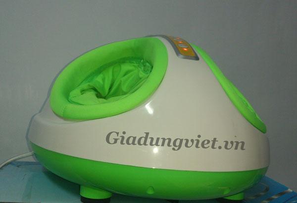 Máy massage chân HY-8586 chụp nghiêng