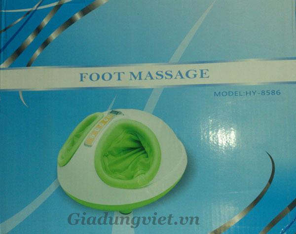 Máy massage chân HY-8586 vỏ hộp