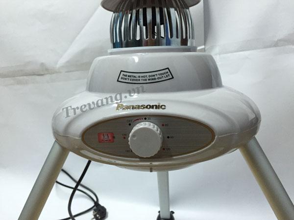 Máy sấy quần áo Panasonic H-802 UV Light củ sấy