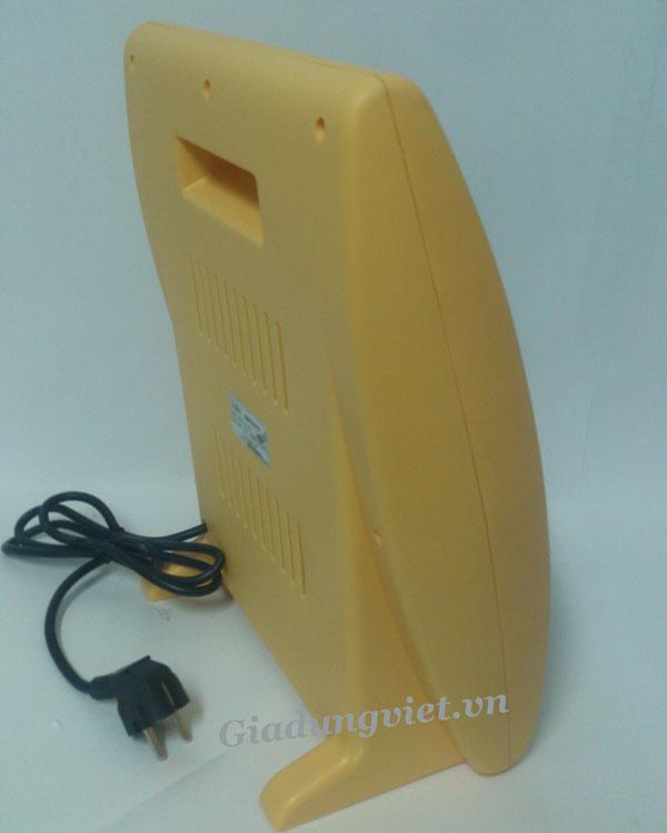 Quạt sưởi ấm Saiko QH-800 an toàn tiết kiệm điện năng