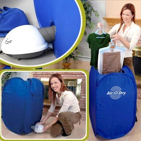 Máy sấy quần áo Air -O- Dry sấy khô & tiêu diệt vi khuẩn