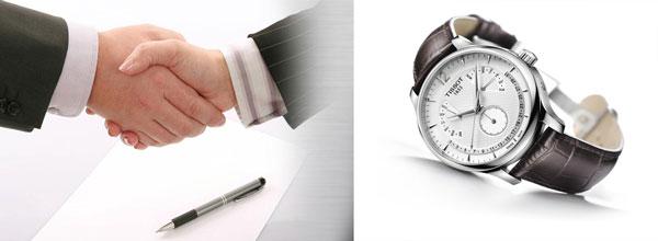 Bí kíp chọn đồng hồ Tissot phù hợp công việc
