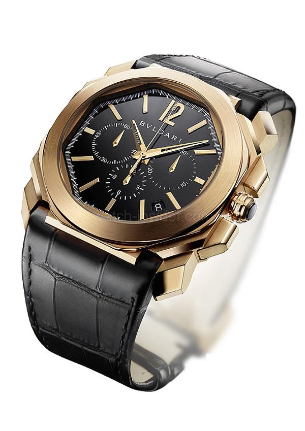 Đồng hồ Tissot Bulgari Octo Chronograph