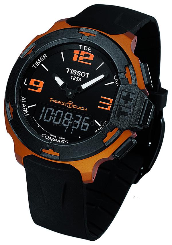 Đồng hồ Tissot T-Race Touch Aluminum