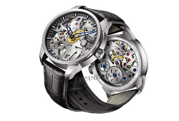Đồng hồ Tissot T070405.16.411.00 lên dây