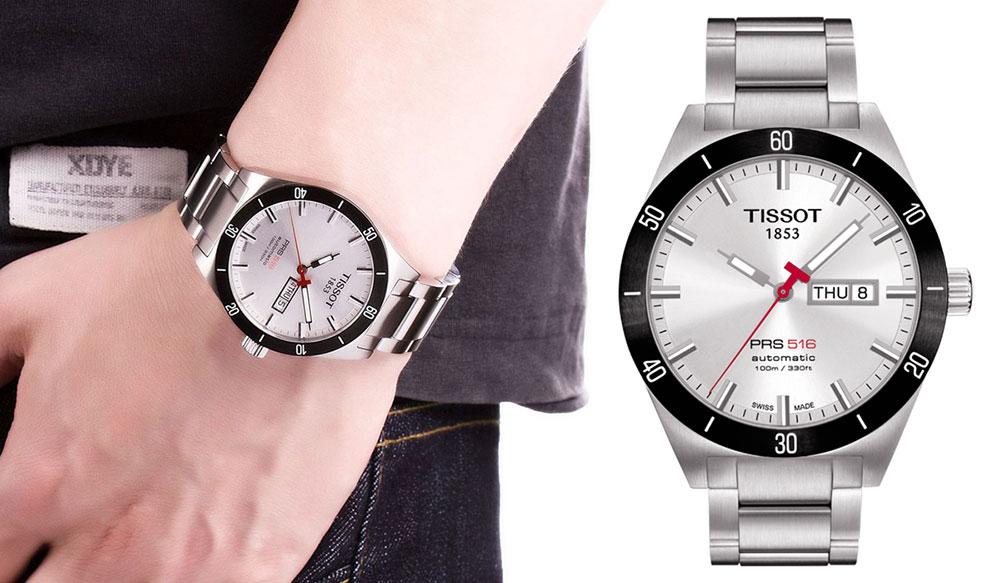 Đồng hồ Tissot cho người cao to cổ tay lớn