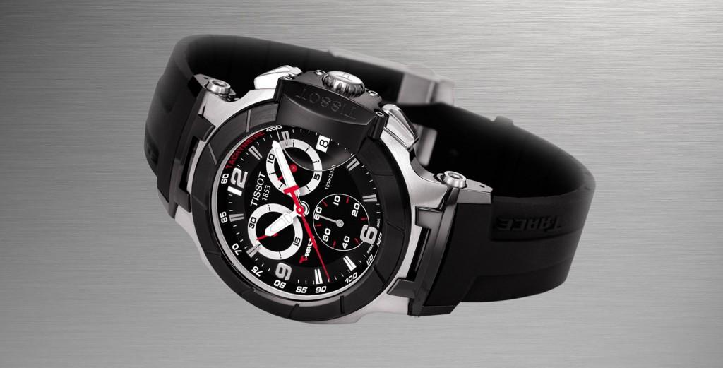 Đồng hồ Tissot có chức năng Chronograph