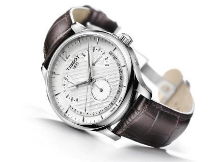 Đồng hồ Tissot dây da bền đẹp