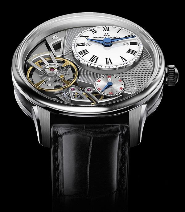 Đồng hồ Tissot Maurice Lacroix Masterpiece Gravity