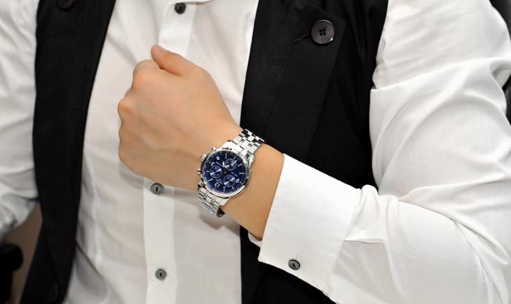 Đồng hồ Tissot mối quan hệ giữa đàn ông và đồng hồ