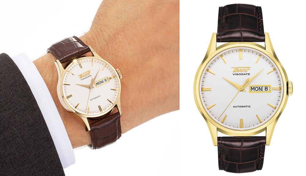 Đồng hồ Tissot phù hợp với màu da
