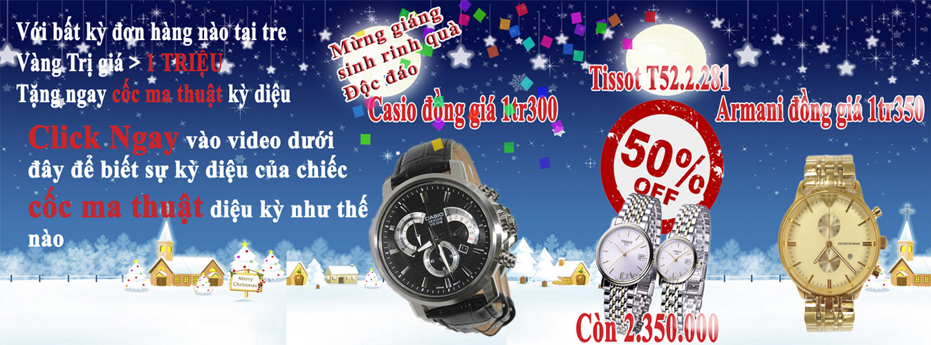 Giảm giá Sốc đồng hồ Tissot