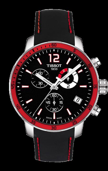 Đồng hồ Tissot kiểu dáng thể thao
