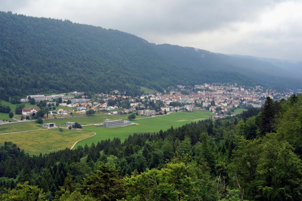 Thị Trấn Saint-Imier Thuỵ Sỹ
