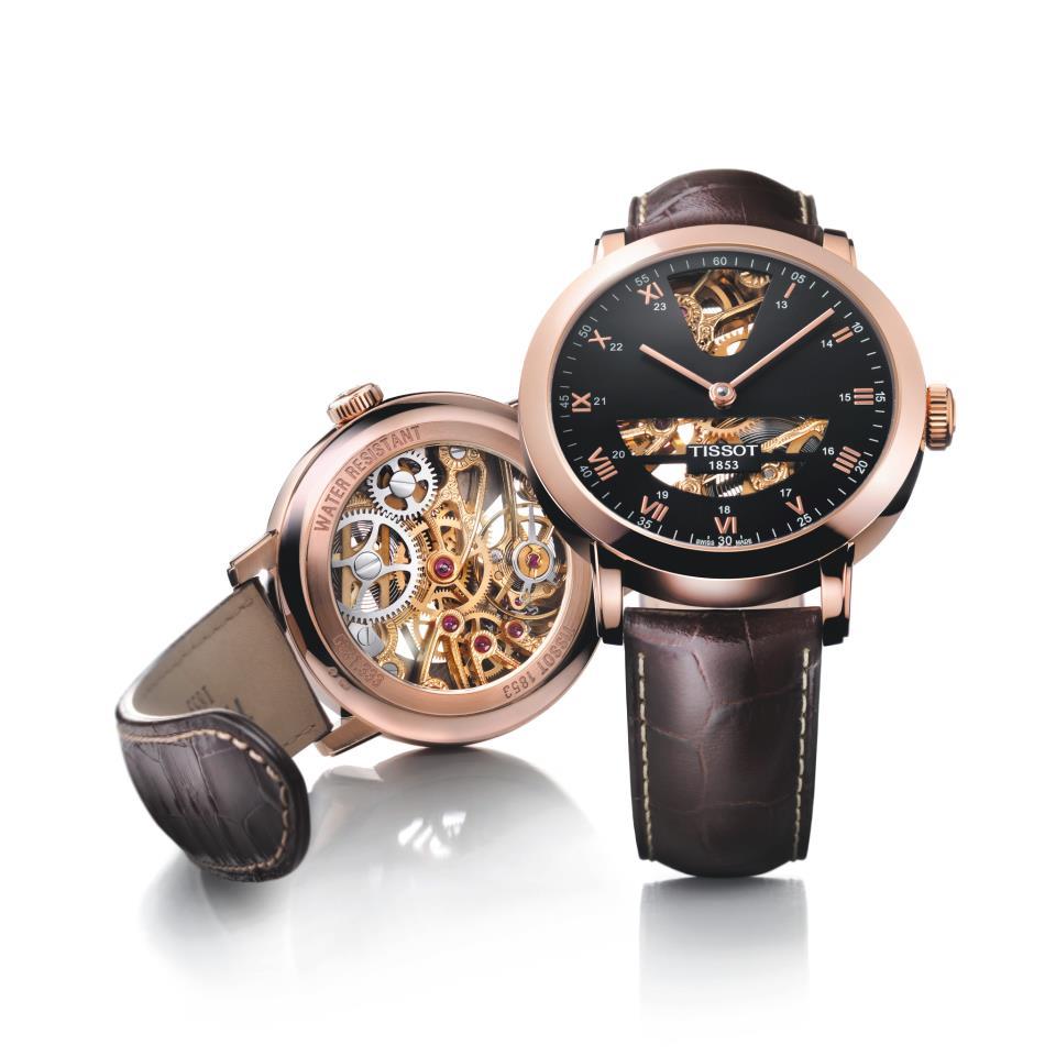 Cơ chế đồng hồ Tissot