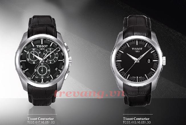 Nhánh đồng hồ Tissot T-Trend Couturier