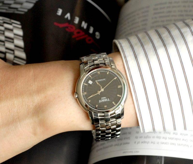 Đồng hồ Tissot thương hiệu đồng hồ nổi tiếng Châu Âu