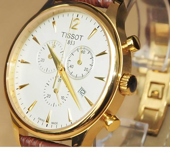 Phá cách táo bạo với đồng hồ Tissot T063.617.36.037.00 2015