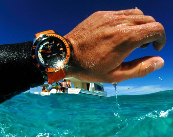 Đồng hồ Tissot dòng T-touch
