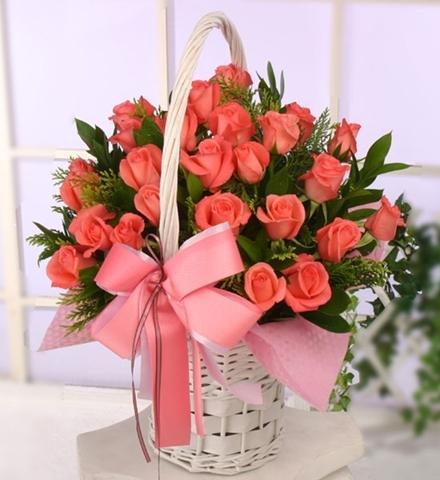 Bó hoa đẹp tặng Giáng Sinh ý nghĩa