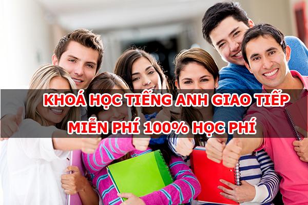 Khóa học Tiếng Anh miễn phí