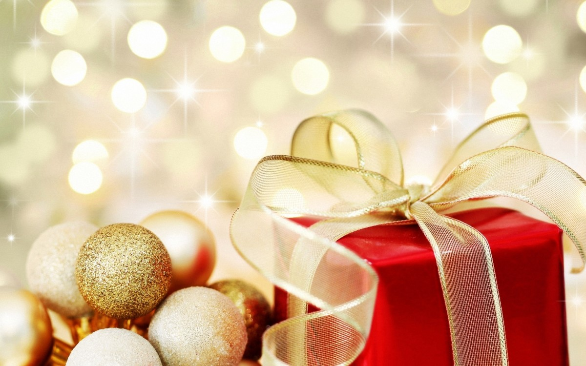 Qùa tặng cho những người thân yêu trong dịp giáng sinh