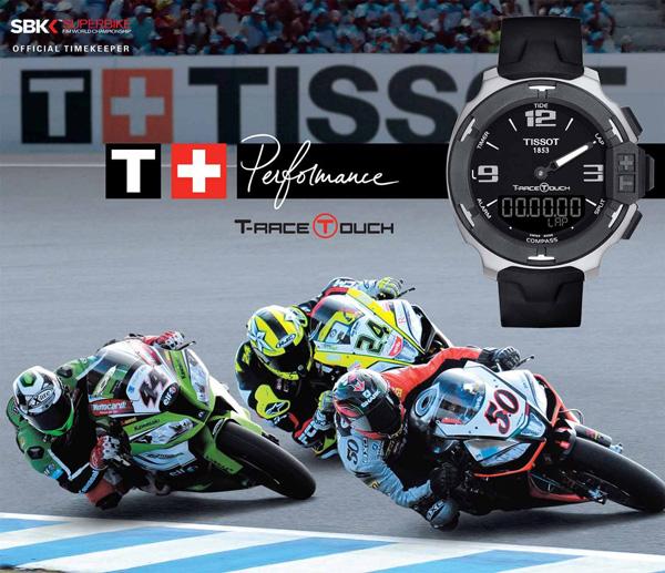 Đồng hồ hàng hiệu T-Touch bấm giờ chính xác