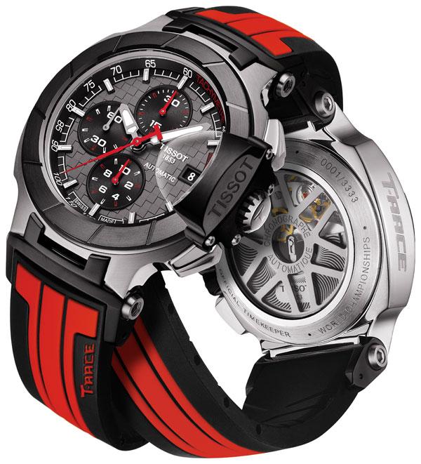 Đồng hồ Tissot T-Race MotoGpTM-Automatic Chronograph Limited Edition 2014