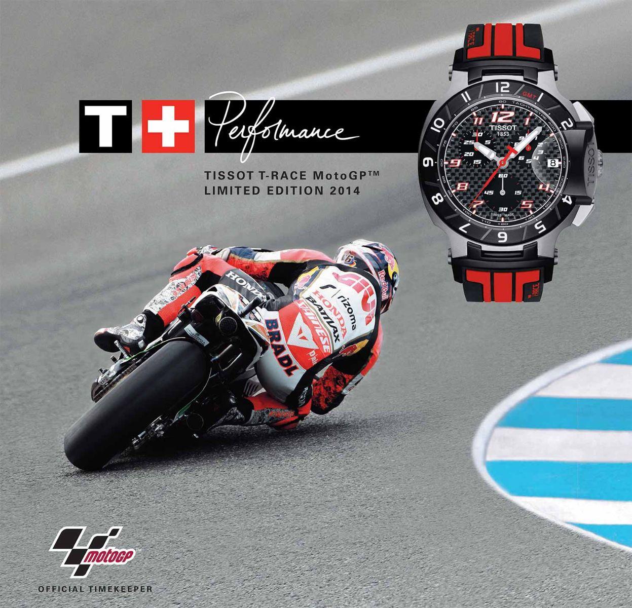 Đồng hồ Tissot T-Race