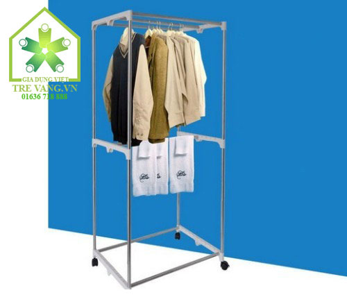 Máy sấy quần áo Sunhouse SHD2700 bộ khung vuông
