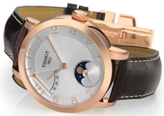đồng hồ tissot nữ chính hãng đẹp