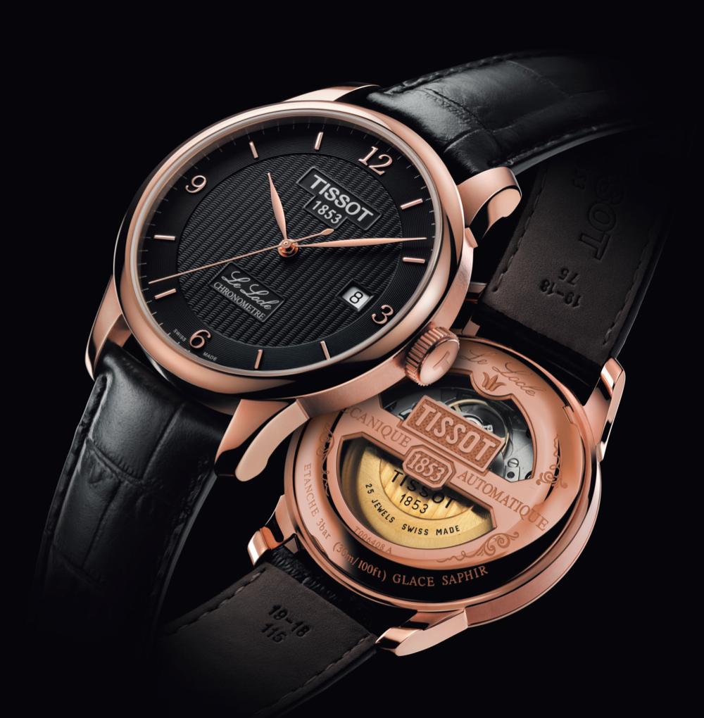 Đồng hồ tissot Le Locle - đồng hồ nam cao cấp.